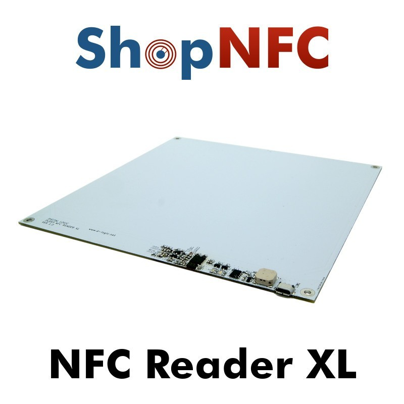 NFC XL Reader - Long range HF Reader
