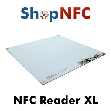 NFC XL Reader - Long range HF Reader/Writer
