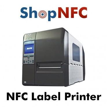 SATO CL4NX - Imprimante d'étiquettes NFC