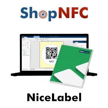 NiceLabel - Logiciel d'impression et d'encodage des étiquettes NFC