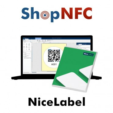 NiceLabel - Software for printing and encoding NFC Labels