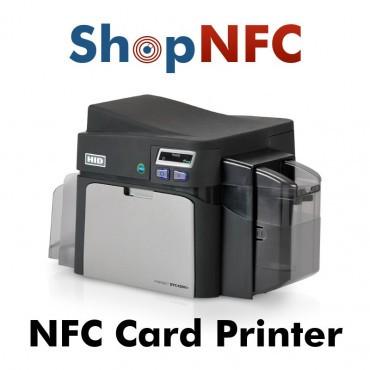 HID FARGO DTC4250e - Imprimante de cartes avec encodeur NFC