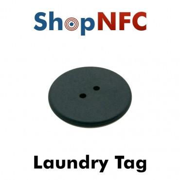 Etiqueta NFC NTAG213 24mm lavable