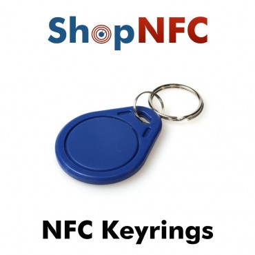 Portachiavi NFC - Low Cost