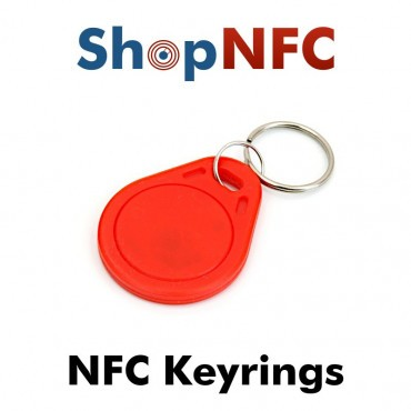 NFC Keyrings - Low Cost
