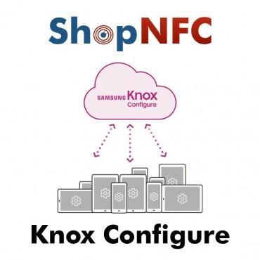 Samsung Knox Configure