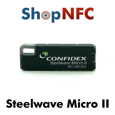 Confidex Steelwave Micro II NFC