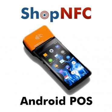 Sunmi V2 Pro - Android POS with built-in printer