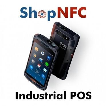 Sunmi L2 - PDV Android industriel avec scanner de codes-barres