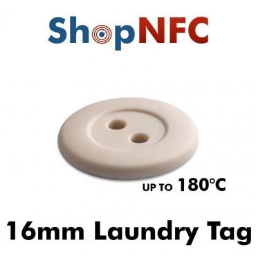 Tag NFC ICODE SLIX2 16mm lavabili