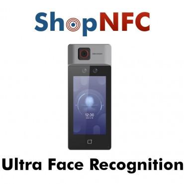 Hikvision - Lettore RFID con riconoscimento facciale