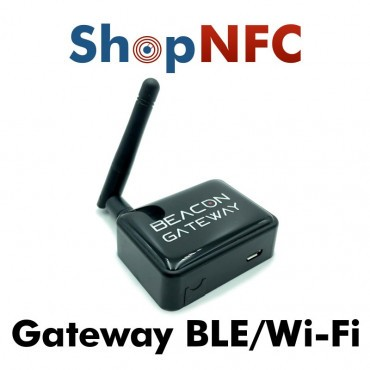 Beacon Gateway BLE with Wi-Fi