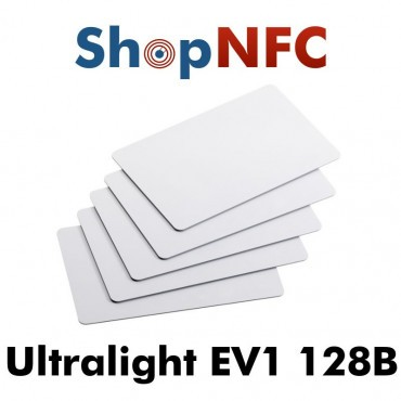 NFC Cards NXP MIFARE Ultralight® EV1 128 Byte