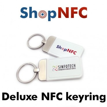 NFC Schlüsseletui Deluxe