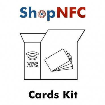 Kit de Cartes NFC