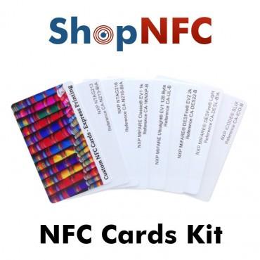 Kit de Tarjetas NFC