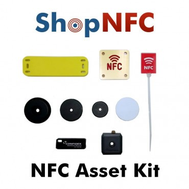 Kit de Etiquetas NFC durables