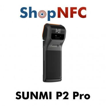 Sunmi P2 Pro - POS Android avec imprimante intégrée