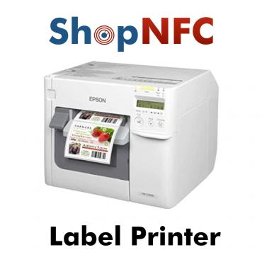Epson C3500 - Farbdrucker für Etiketten