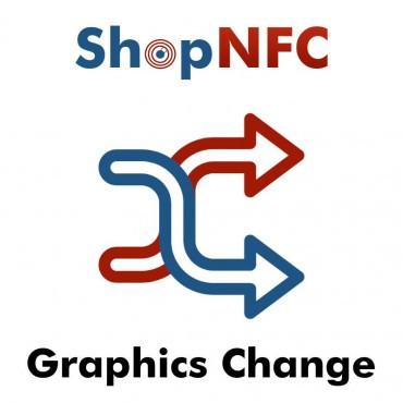 Changement graphique