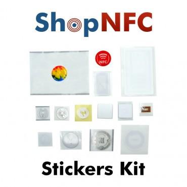 Kit of Etiquetas NFC adhesivas