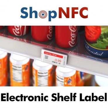 SUNMI ESL - Kit d'étiquettes électroniques pour étagères intelligentes