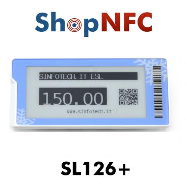 SUNMI ESL - Kit de etiquetas electrónicas para estantes inteligentes