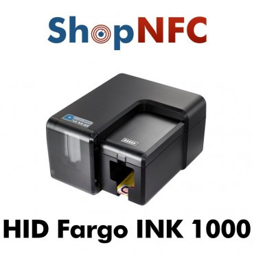 HID FARGO INK1000 - Impresora inkjet para tarjetas de PVC