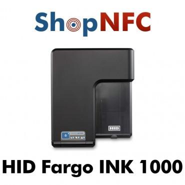 HID FARGO INK1000 - Imprimante jet d'encre pour cartes PVC