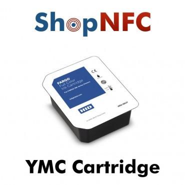 Fargo INK1000 - Cartucho de color YMC