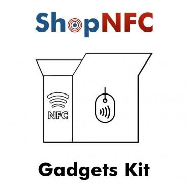 Kit von NFC-Gadgets