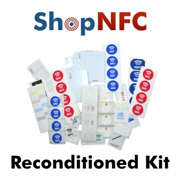Kit of reconditioned NFC Tags