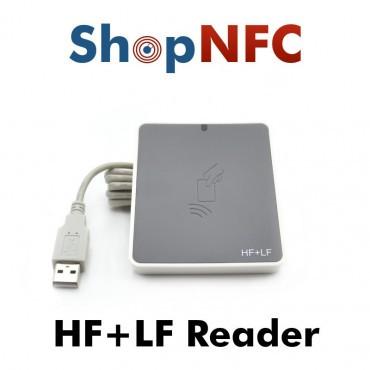 uTrust 3720F HF+LF Lecteur/Encodeur