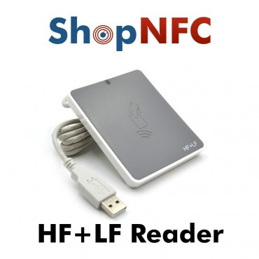 uTrust 3720F HF+LF Reader/Writer
