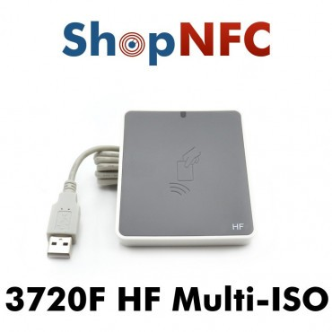 uTrust 3720F HF Multi-ISO NFC Reader/Writer