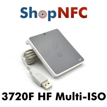 uTrust 3720F HF - Multi-ISO NFC-Reader/Writer