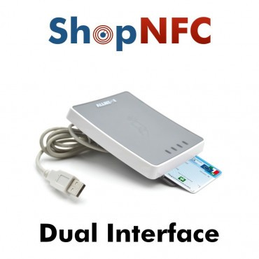 uTrust 4701 F - Dual Interface Smart Card Reader