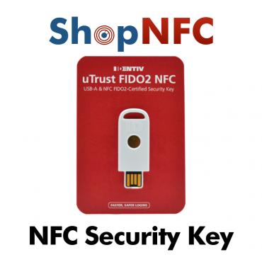 uTrust FIDO2 - Llaves USB seguras NFC