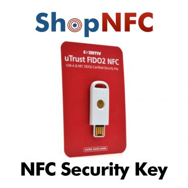 uTrust FIDO2 - Token NFC/USB per Login sicuro