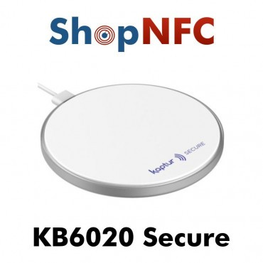 KP6020 Secure HF+LF Reader with SAM
