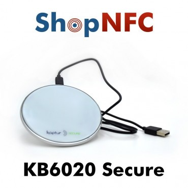 KP6020 Secure - Lector HF+LF con SAM