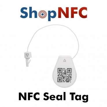 Sello NFC a prueba de manipulaciones ICODE® SLIX