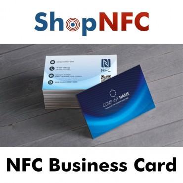 100 Cartes de Visite NFC