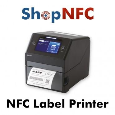 SATO CT4-LX - Impresora de etiquetas NFC