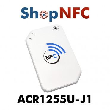 ACS ACR1255U-J1 - Lecteur/Encodeur NFC Bluetooth®