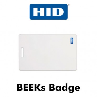 HID Global BEEKs Badge - Beacon Bluetooth® Low Energy