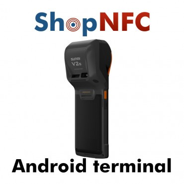 Sunmi V2s - Android-Terminal mit austauschbarem Akku
