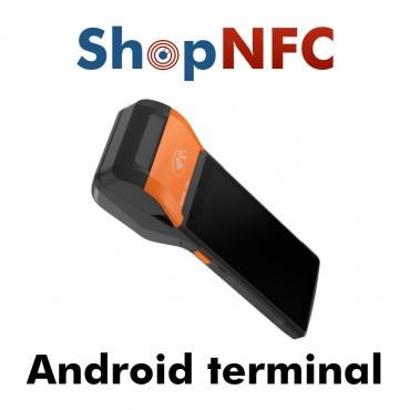 Sunmi V2s - Terminale Android con batteria rimovibile