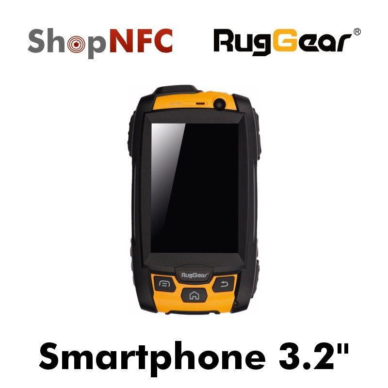 Rugged NFC Smartphone RugGear Swift RG500