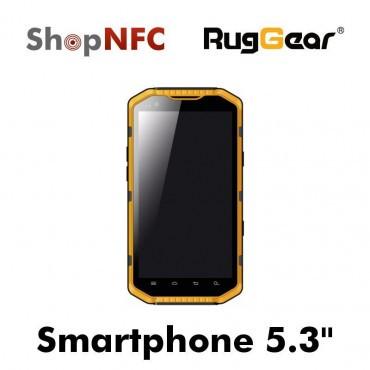 Teléfonos inteligentes NFC resistente RugGear RG700